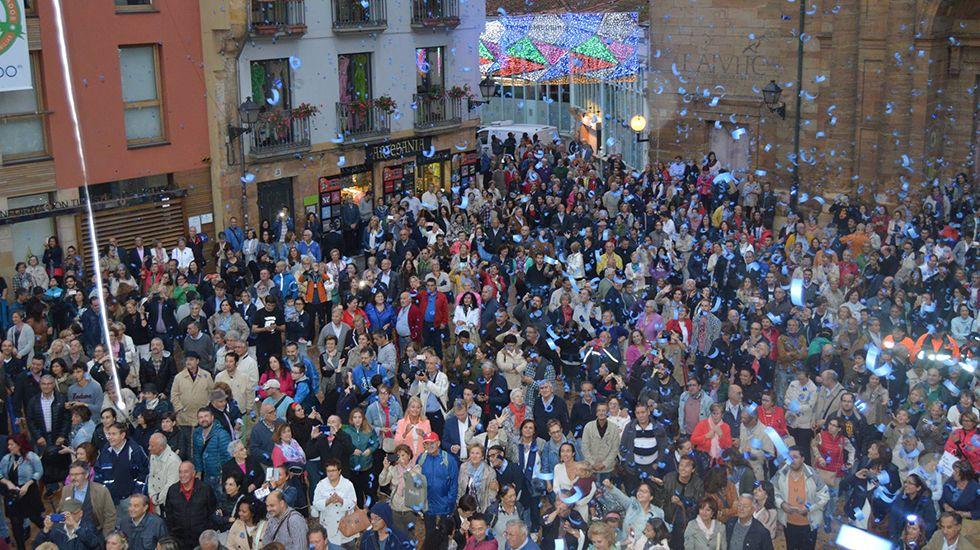 Asturias se reivindica en Fitur.Pregón de las fiestas de San Mateo 2016