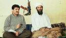Hamid Mir con Bin Laden
