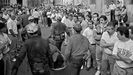 Accidente Minero en El Pozo Nicolasa. 14 Mineros muertos. Mieres. Asturias (1995)