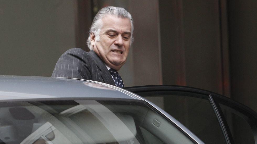 La Guardia Civil concluye que Rato intentó beneficiarse con el crédito de Bankia al Valencia CF.Rodrigo Rato, en una imagen de archivo
