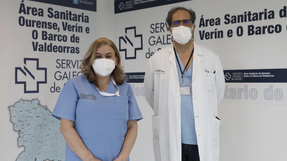 Sanitarios de la UCI en Ourense alertan sobre la saturación hospitalaria y apelan al autoconfinamiento.En la ciudad de Ourense se realizó un cribado masivo durante el fin de semana