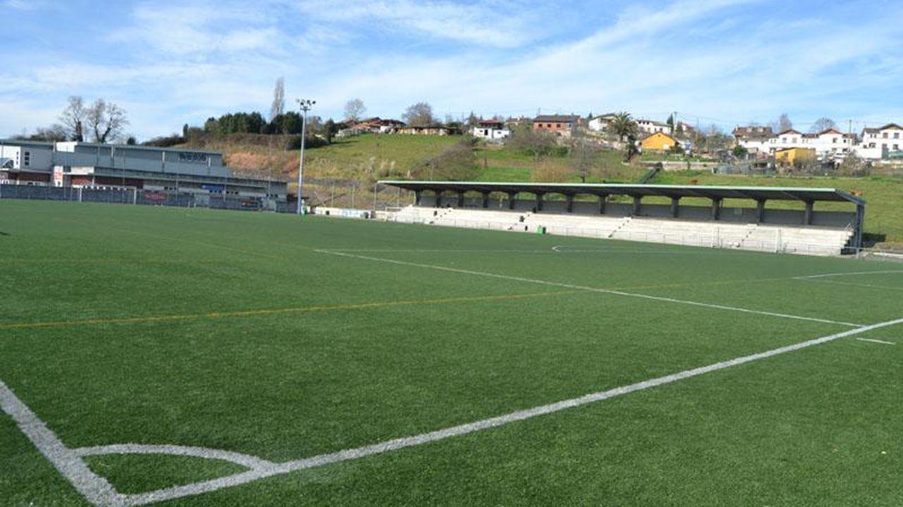 Campo de fútbol del San Claudio