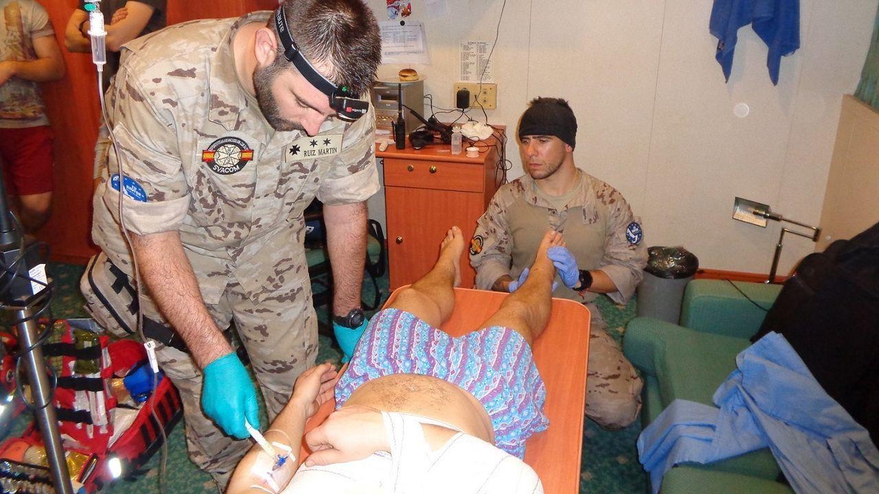 La pandemia en el mundo.El mariscal Jalifa Haftar grabó su alocución en un lugar sin especificar de Libia