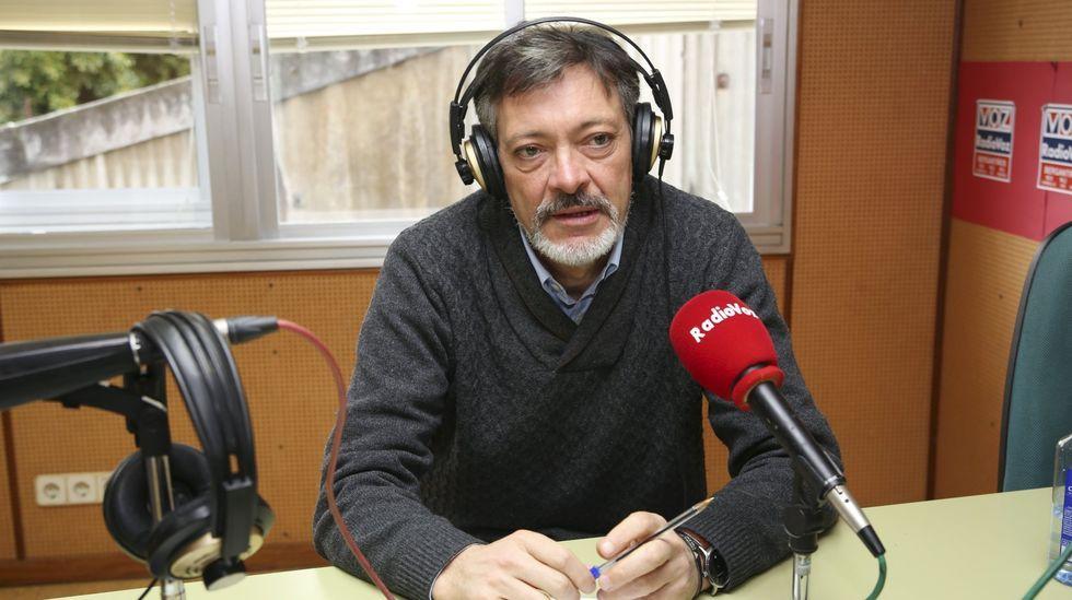 Manuel Muíño, alcalde de Zas