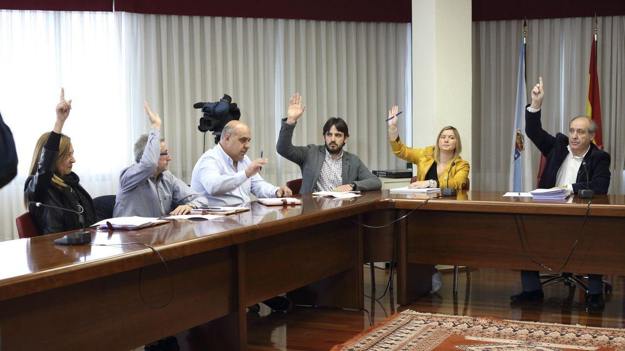 Imagen de archivo de una campaña en el Carrefour coristanqués
