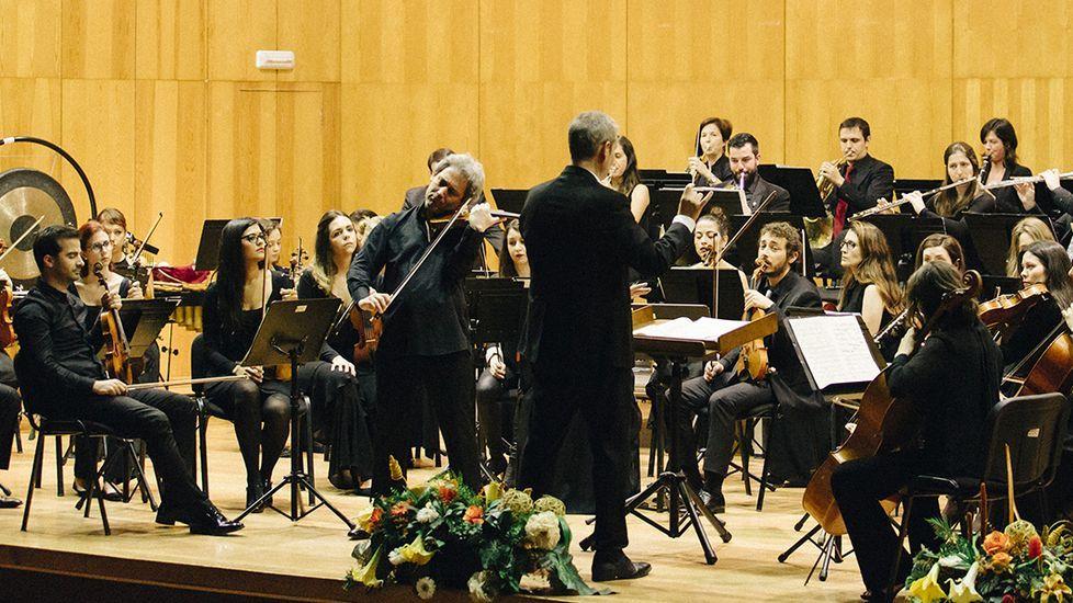 Estas son las mejores zonas fluviales de Lugo.Orquestra Sinfónica Vigo 430