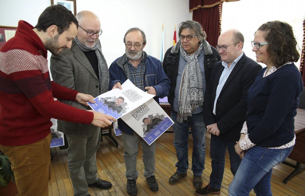 Una exposición rendirá homenaje a Roberto Mouzo