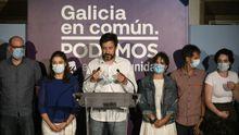 Antón- Gómez Reino en su comparecencia ante los medios