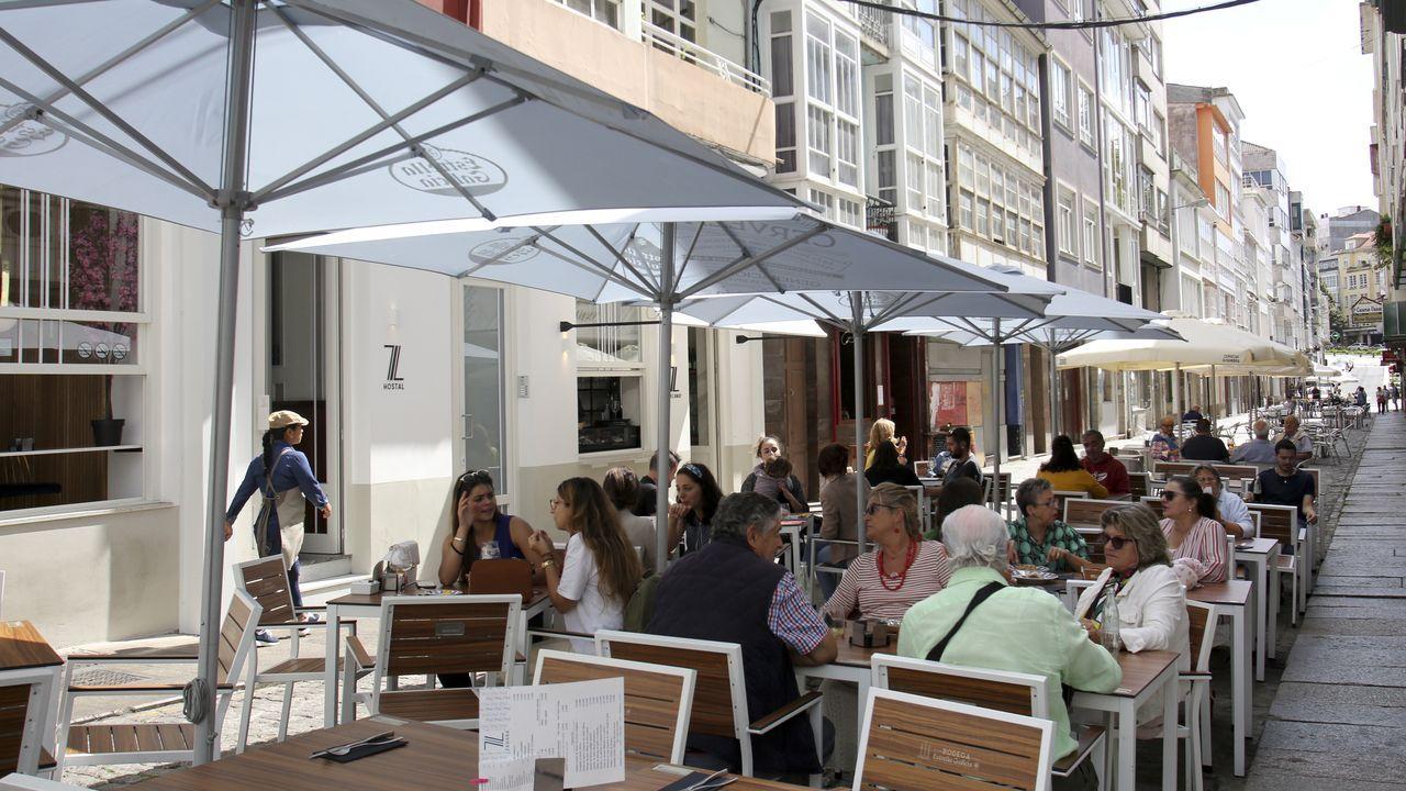 Ambiente Plaza de la Cormelana