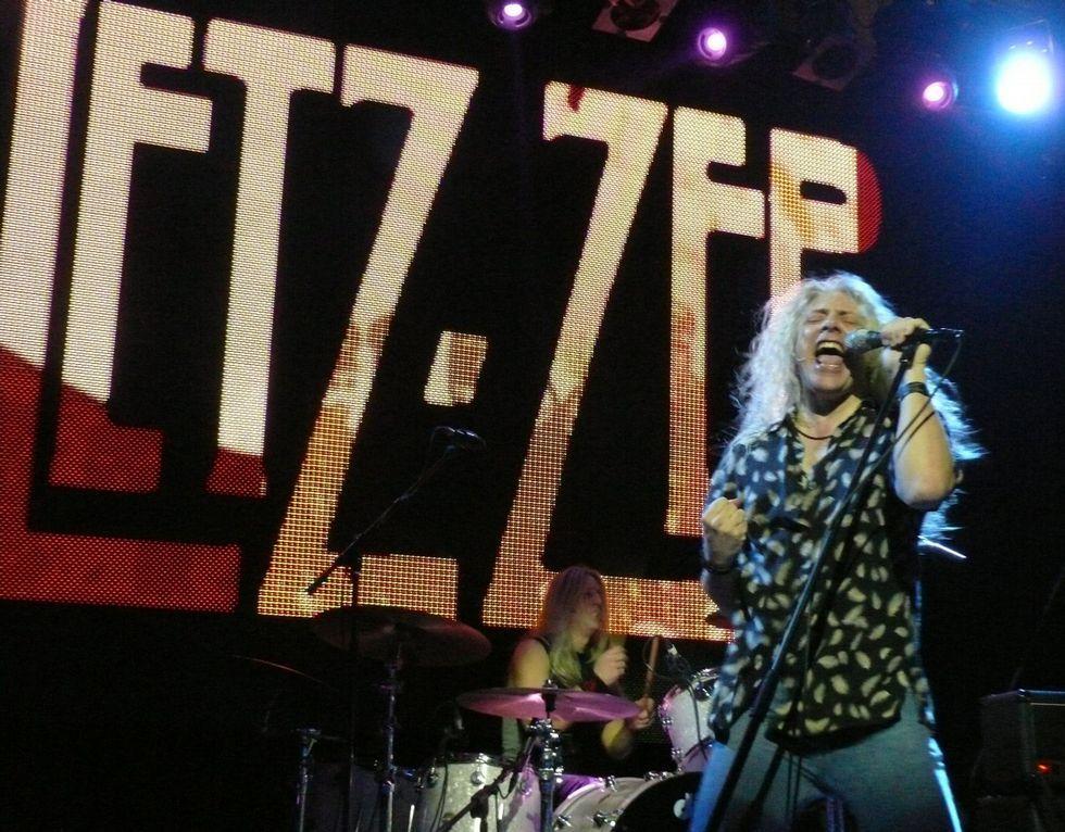 El grupo británico Letz Zep actuará el domingo en Boiro