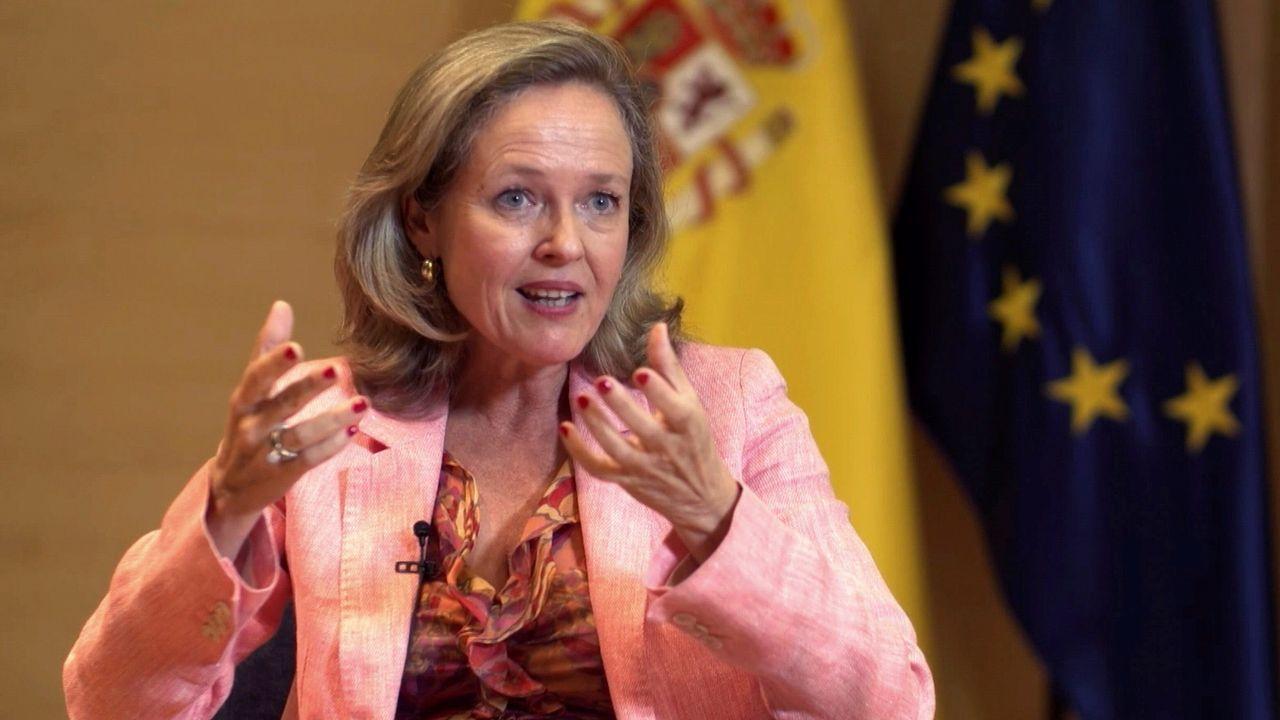 Sánchez, durante la sesión de control al Gobierno en el Congreso del pasado miércoles