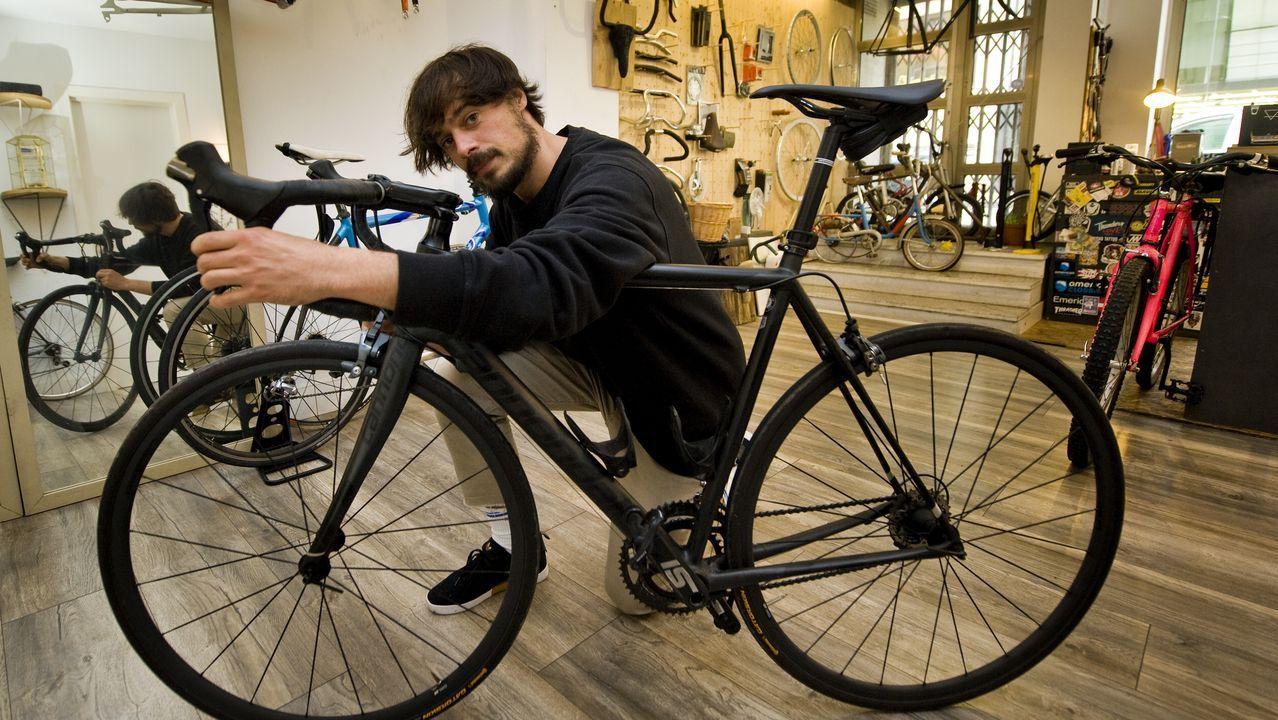 Infinite Project, la tienda-taller de bicicletas