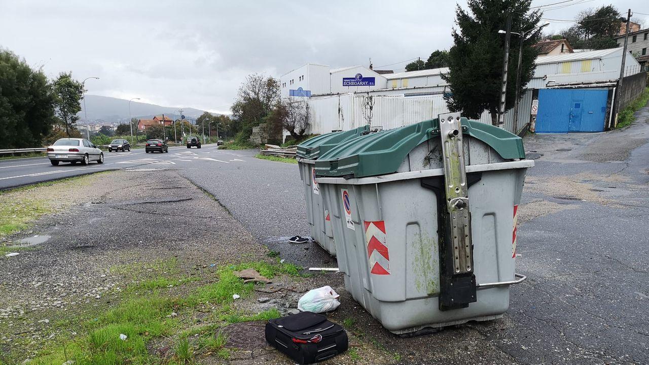 El establo de los horrores de Melide.Imagen de la vivienda del presunto autor de la muerte de Marta Calvo en el municipio de Manuel (Valencia)