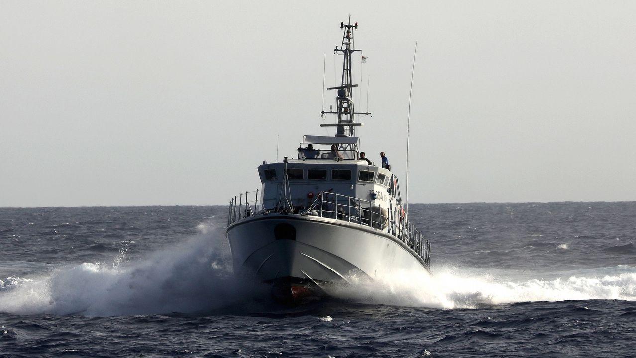 El barco «Esperanza» de Greenpeace.Familias iraquíes huyen de Mosul hacia los campos de refugiados debido a la lucha entre las fuerzas de Irak y Estado Islámico