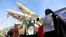 Irán celebró este miércoles el aniversario de la revolución islámica