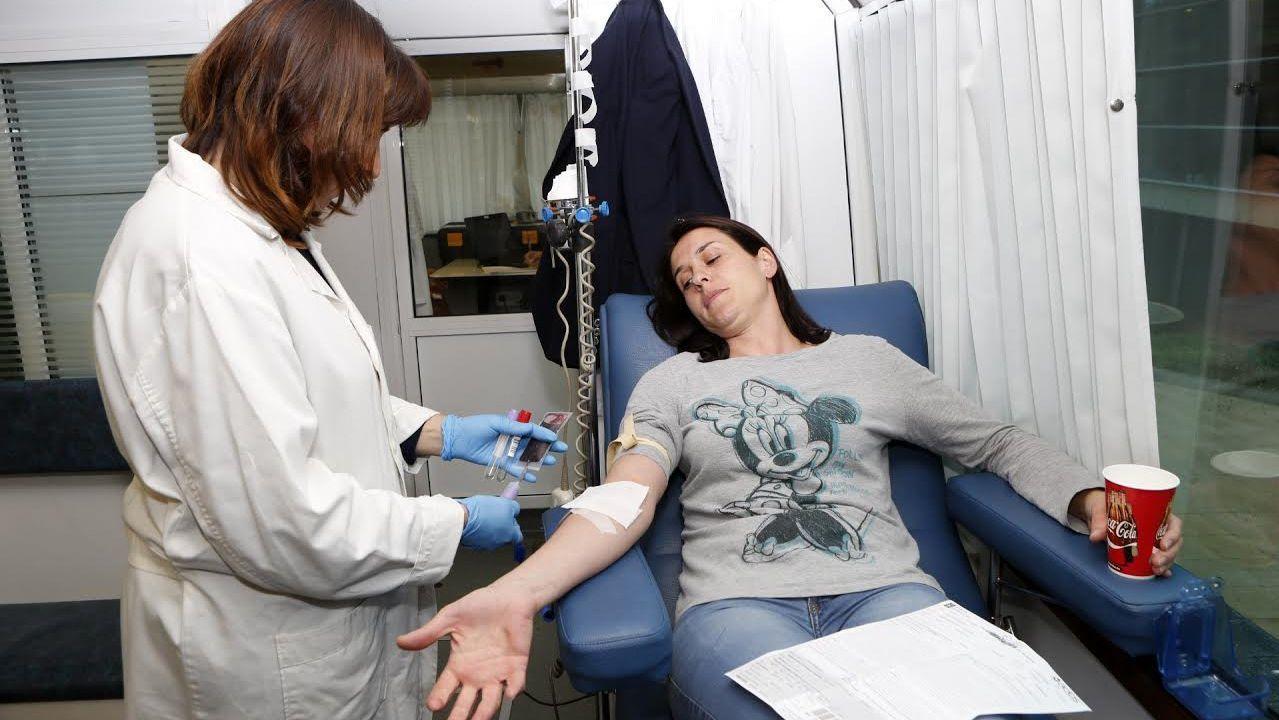 El Centro Comunitario de Sangre hace un llamamiento a los donantes ante la caída de las reservas.El Centro Comunitario de Sangre hace un llamamiento a los donantes ante la caída de las reservas