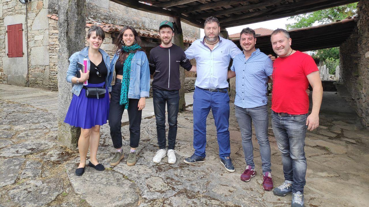 Compostela reúne a los mayores talentos innovadores.Concierto de OT en Gijón