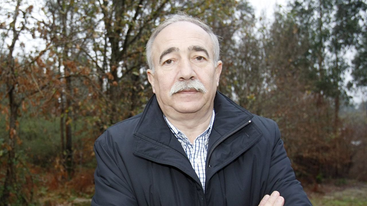 O autor teatral, guionista e actor de dobraxe Raúl Dans