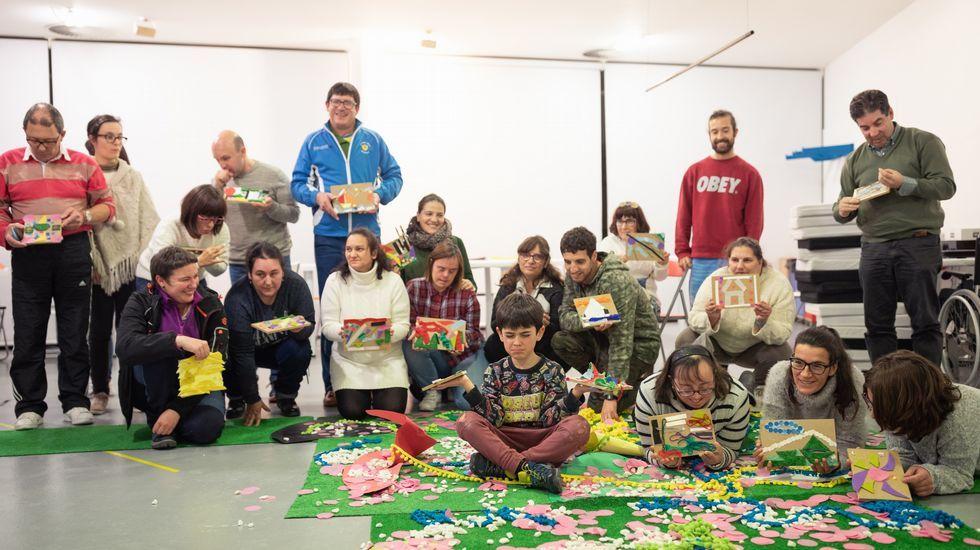 La inclusión también se sirve en una taza de café.Juzgados de Oviedo