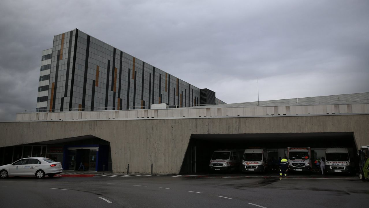 El día más peligroso del año en la carretera.El Hospital Central Universitario de Asturias (HUCA)