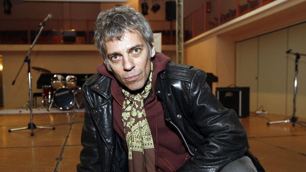 22 años de Festival deJazzen Ribadesella.Danny en su estudio de grabación Río Records.