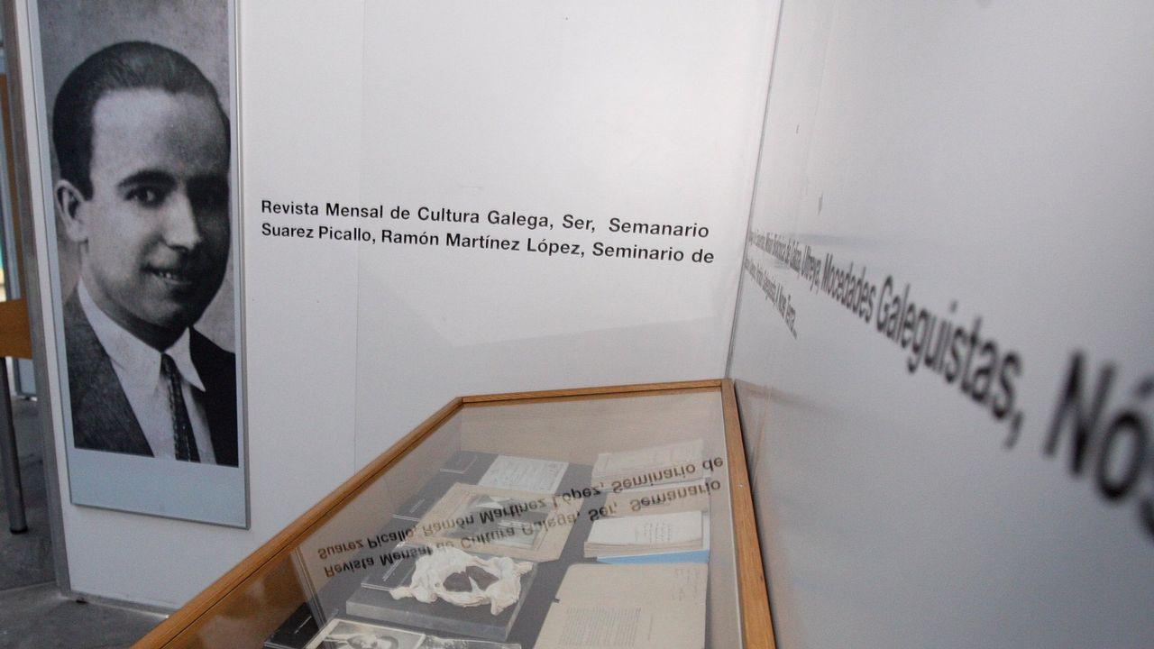 INTERIOR DE LA FUNDACIÓN ALEXANDRE BÓVEDA