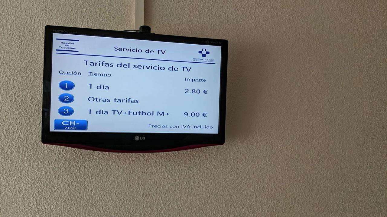 Televisión de pago en Cabueñes