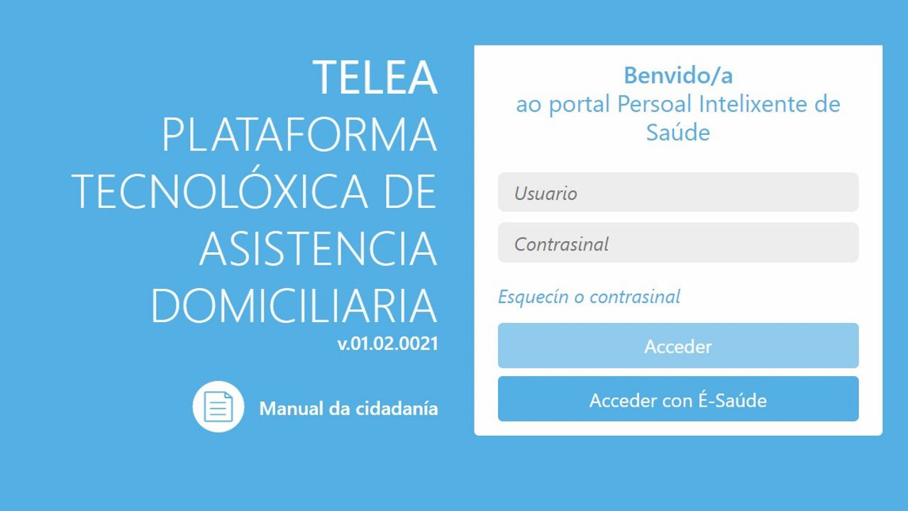 En directo: comparecencia de los ministros Ábalos y Robles.El docente Carlos Fernández-Lozano con la página web en la que se pueden visualizar los datos del Ministerio de Sanidad.