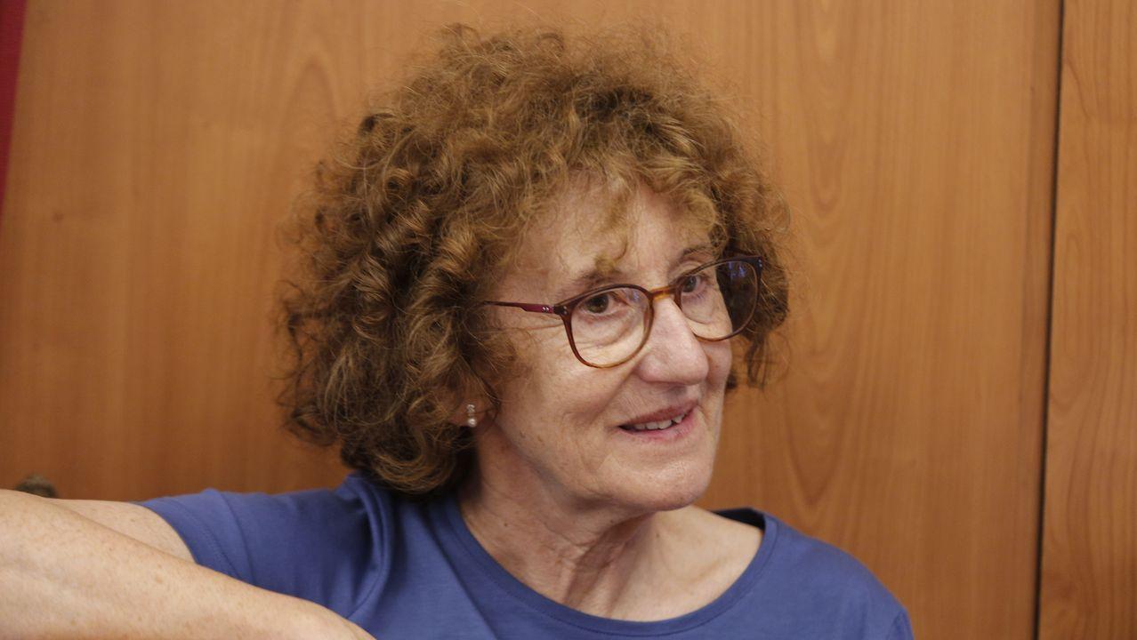 Esther Garrido. 3.ª teniente de alcalde. Lleva Cultura y Normalización Lingüística. 31.523 euros.