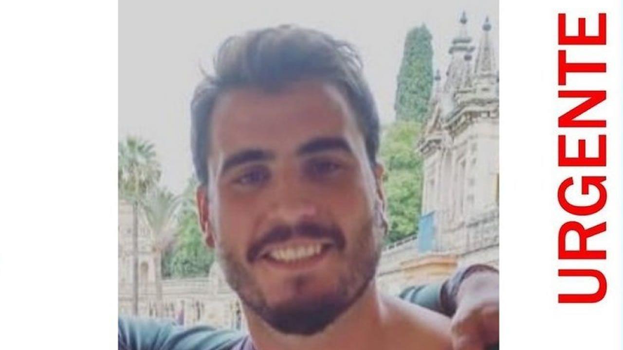 Se busca a Yago de la Puente Agulló, desaparecido el pasado domingo en el Festival de Música Celta de Ortigueira