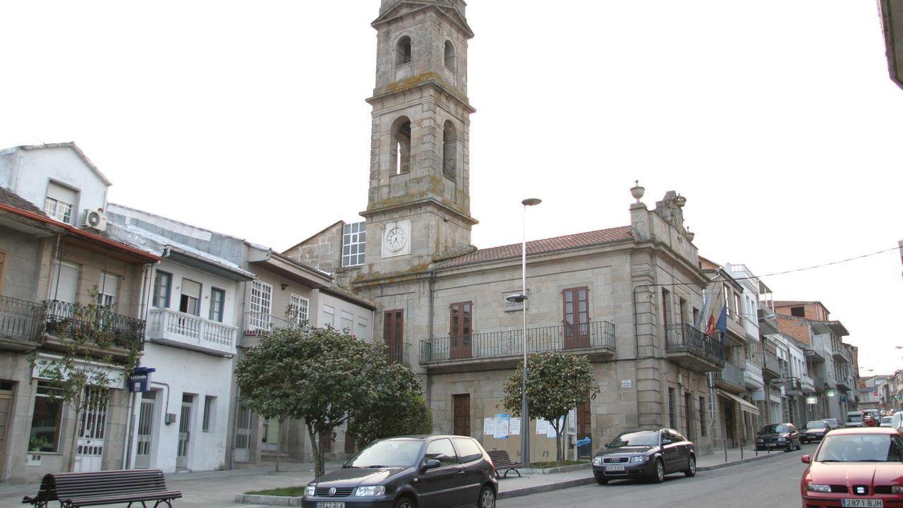 Vídeo de un jabalí que se coló en el recinto de la residencia de mayores Mi Casa Ferrol.Contaminación atmosférica en la zona oeste de Gijón