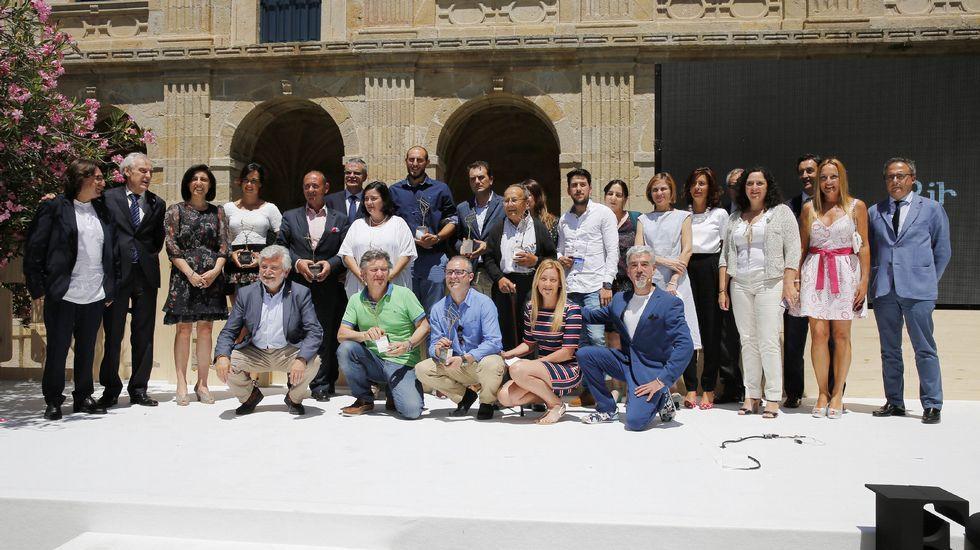 La gala del Ribeiro, en imágenes