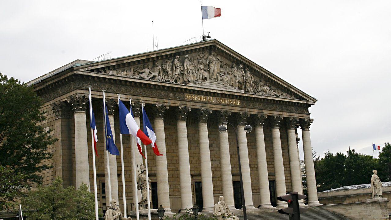 La Asamblea Nacional de Francia, en una imagen de Archivo