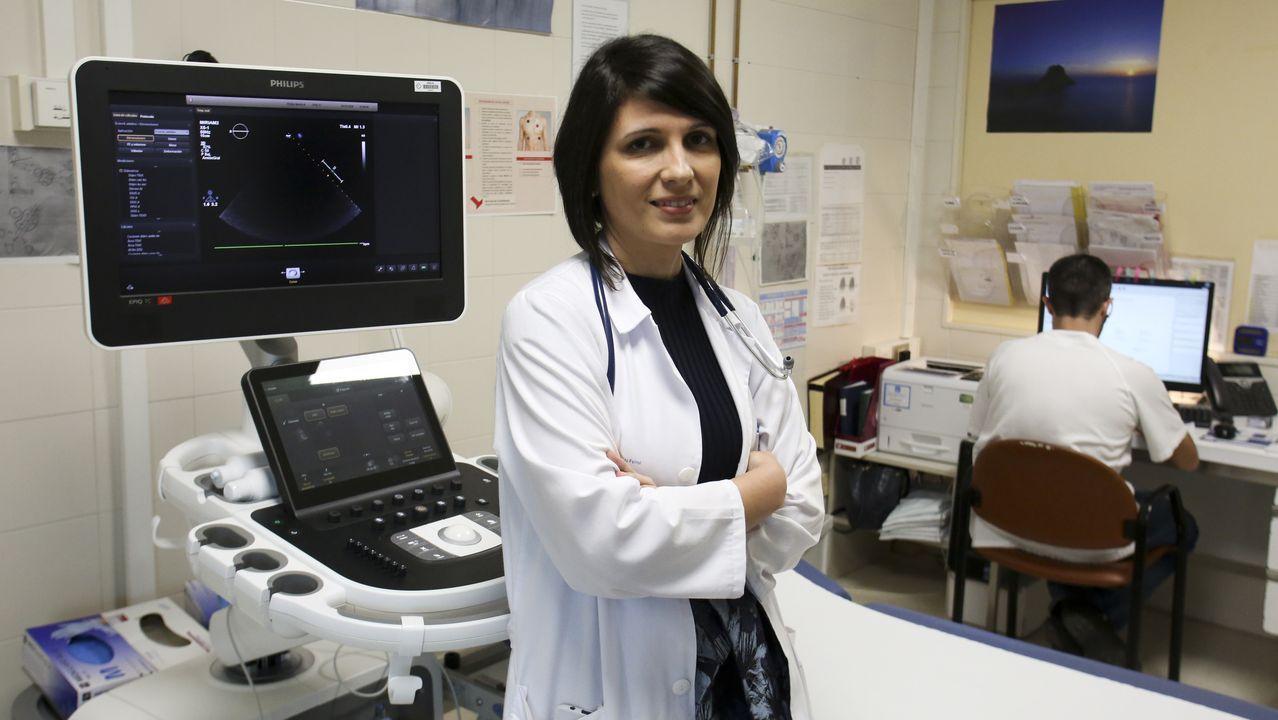 Raquel Marzoa, nueva jefa de Cardiología del Marcide