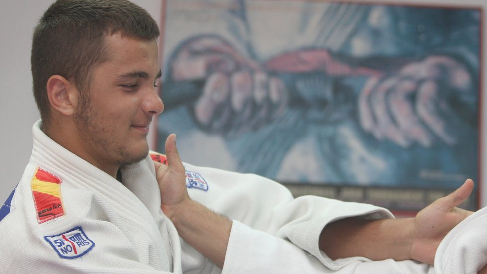 Sergio Trillo tiene ya un amplio palmarés internacional