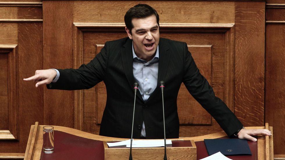 Nuevo naugrafio en las costas libias.Tsipras, en el Parlamento