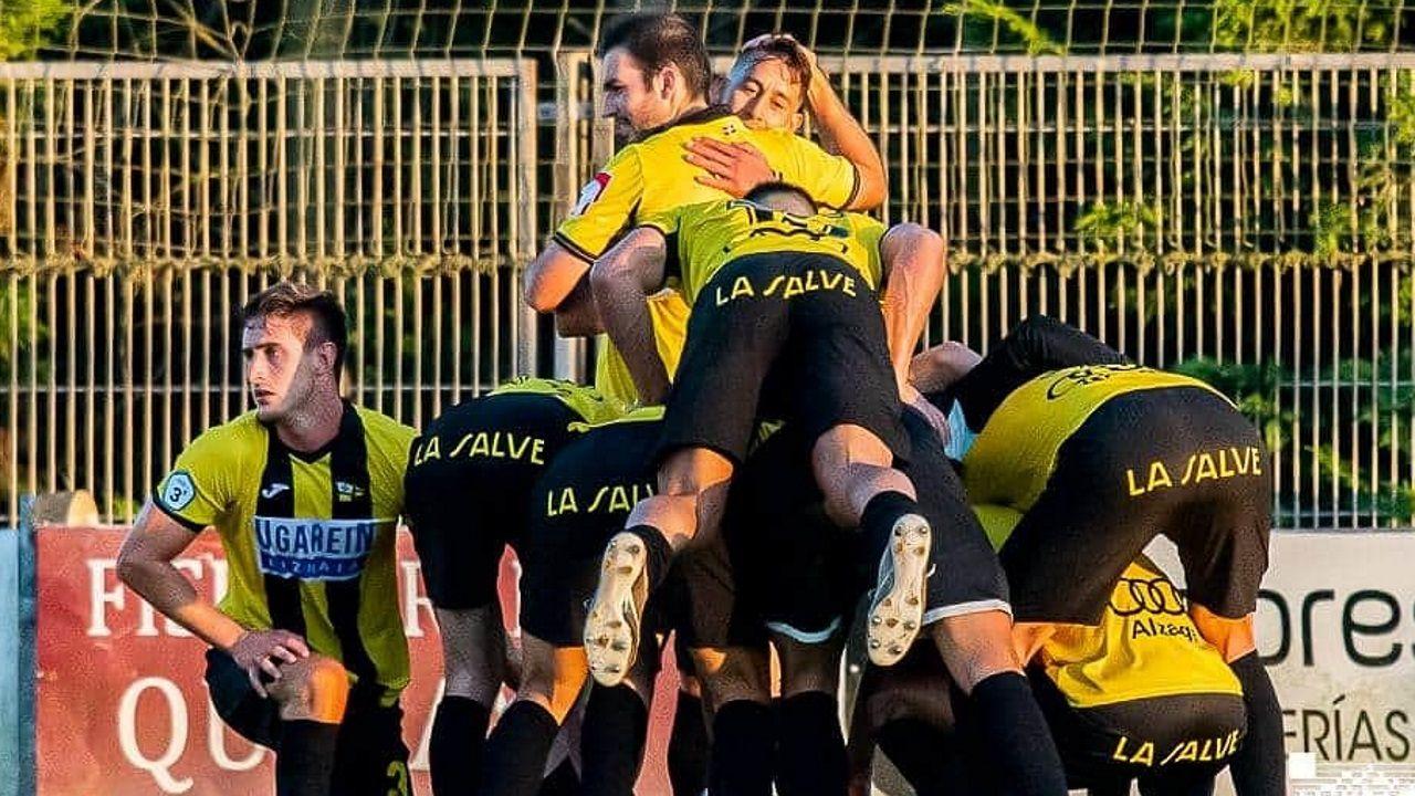 Vetusta Sporting B Carlos Tartiere derbi