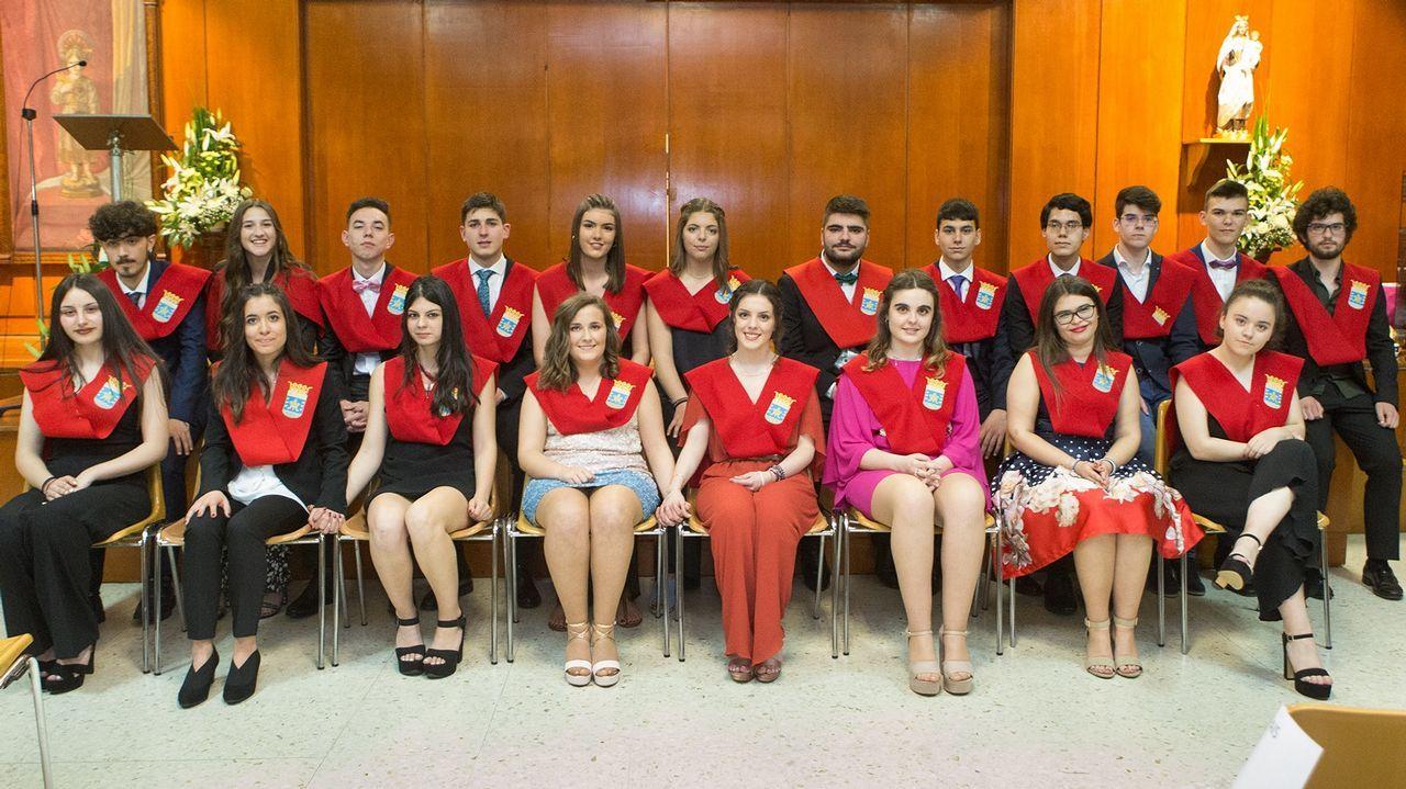 Graduación Grande Obra de Atocha de Betanzos
