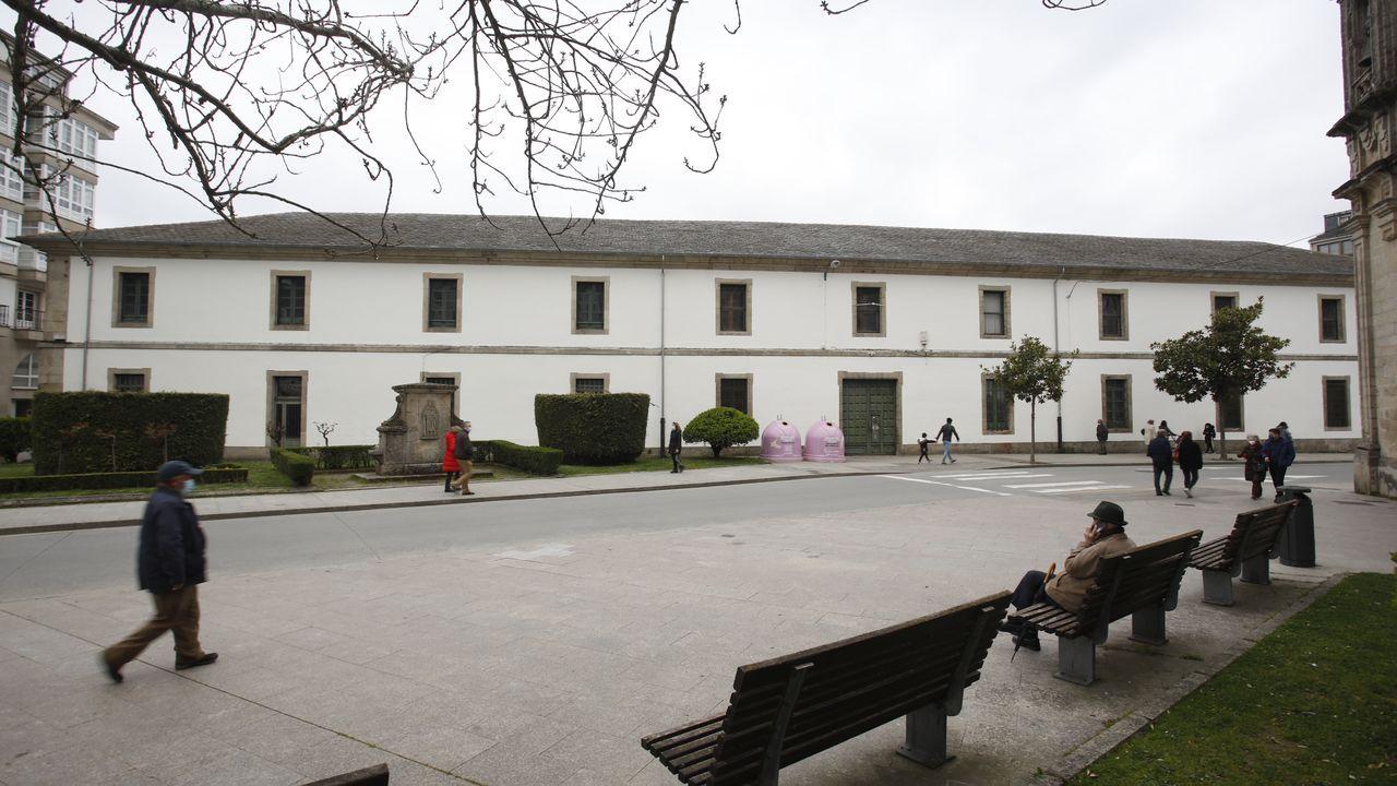 Terras de Burón, un lugar para descubrir.El edificio de San Fernando es singular en España al ser el único hospital de inválidos del siglo XVIII que se conserva