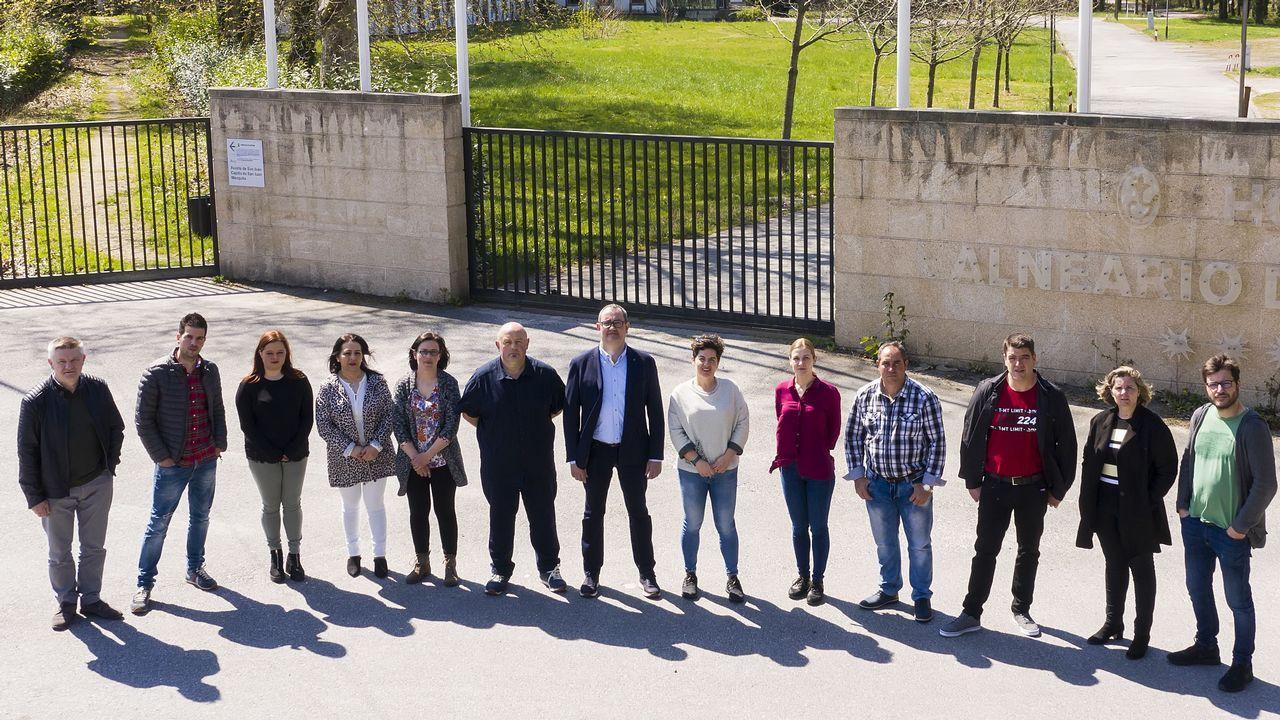 Cantos de taberna e foliada por Pardiñas.La Coral del Liceo de Ourense actuará en Sarria