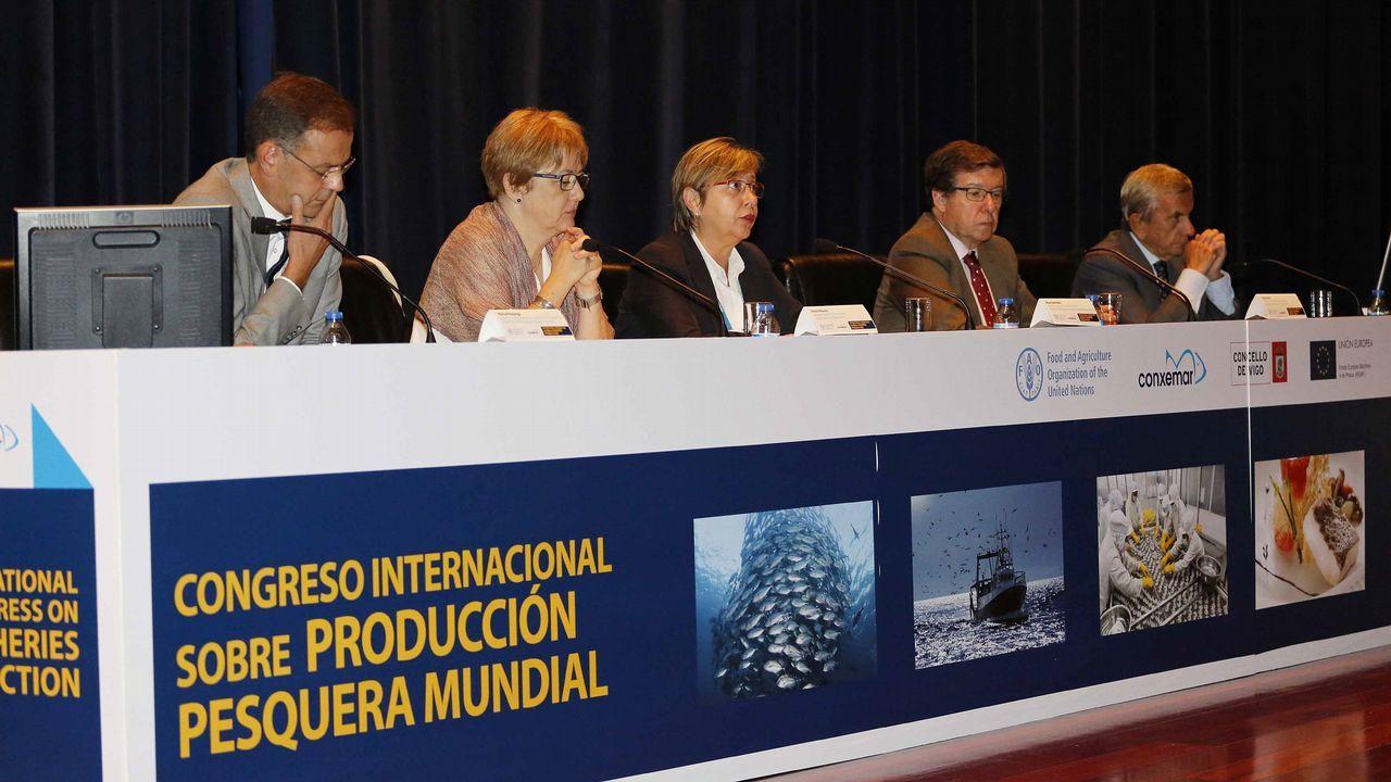 El ministro, poco antes de participar este lunes en las jornadas de Conxemar en Vigo