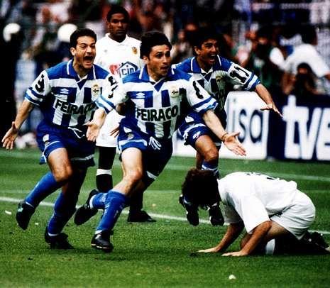 Alfredo marcó el gol decisivo en la final de Copa.