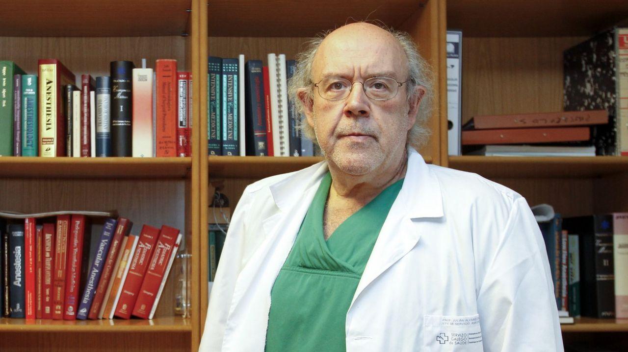 Julián Álvarez Escudero, en una imagen de archivo