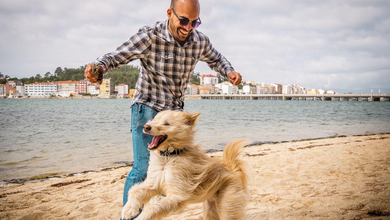 El chef Fernando Agrasar afirma que «el trabajo de Vieira es espectacular, se merece la segunda estrella, pero creo que no se la van a dar»