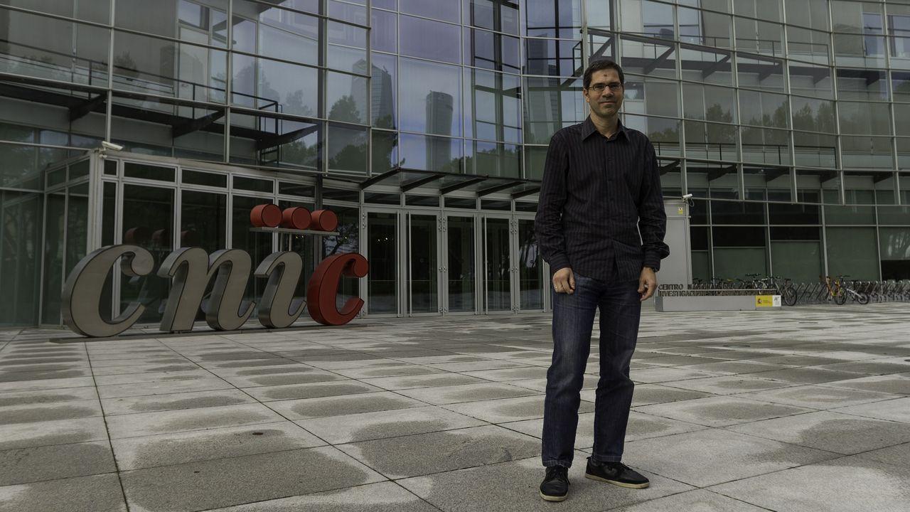 David Sancho, investigador del CNIC