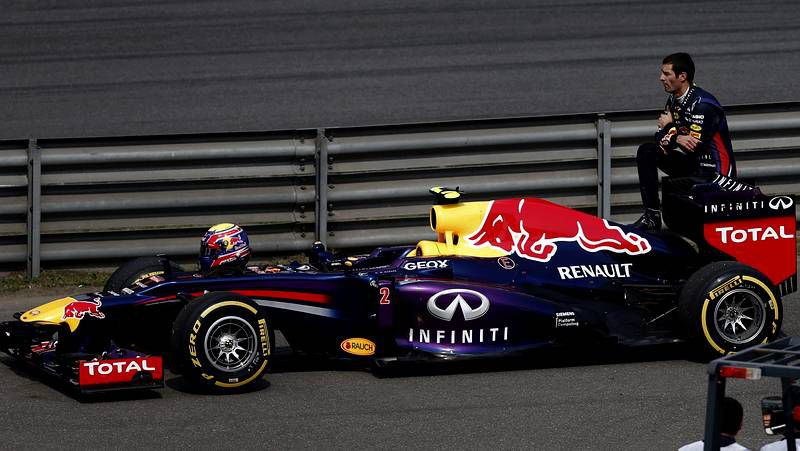 El Gran Premio de China, en imágenes