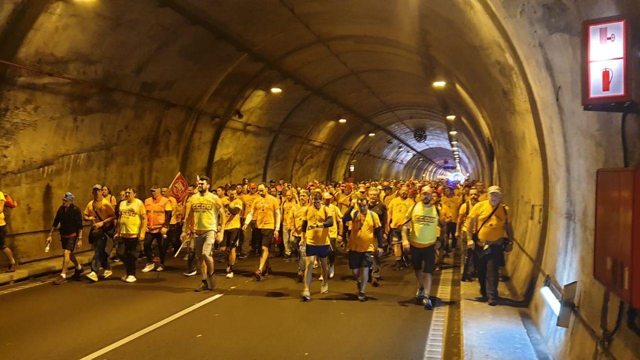 La marcha de Vesuvius.Dolores Carcedo