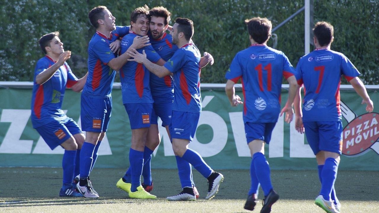 Las licencias en el fútbol gallego no han parado de crecer en los últimos años.