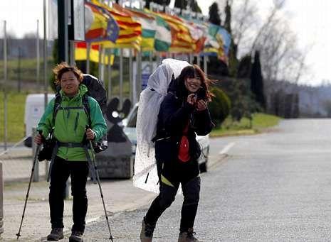 La declaración de Patrimonio de la Humanidad proyectó el Camino a todo el mundo.