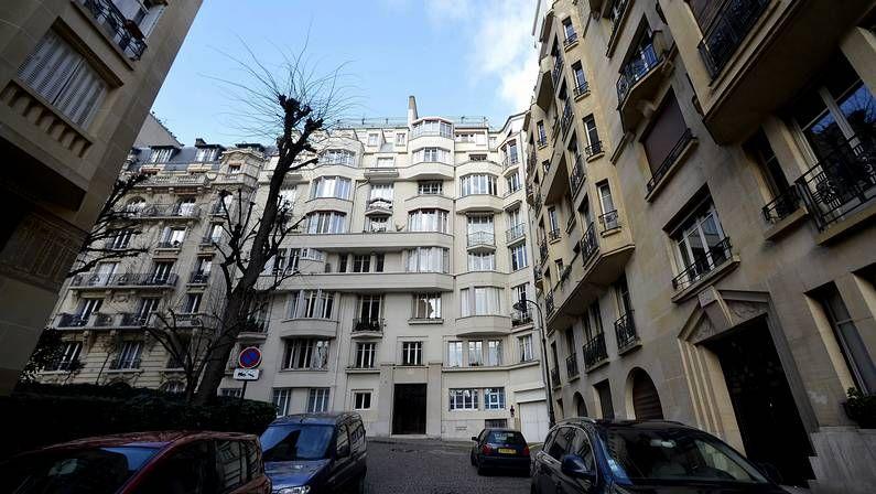 El edificio donde vive Christine Lagarde